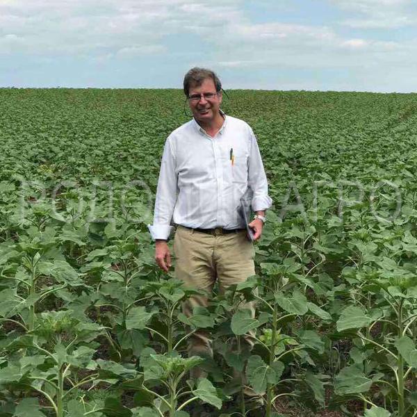 Основатель семеноводческой компании Мирасол (Mirasol Seed)